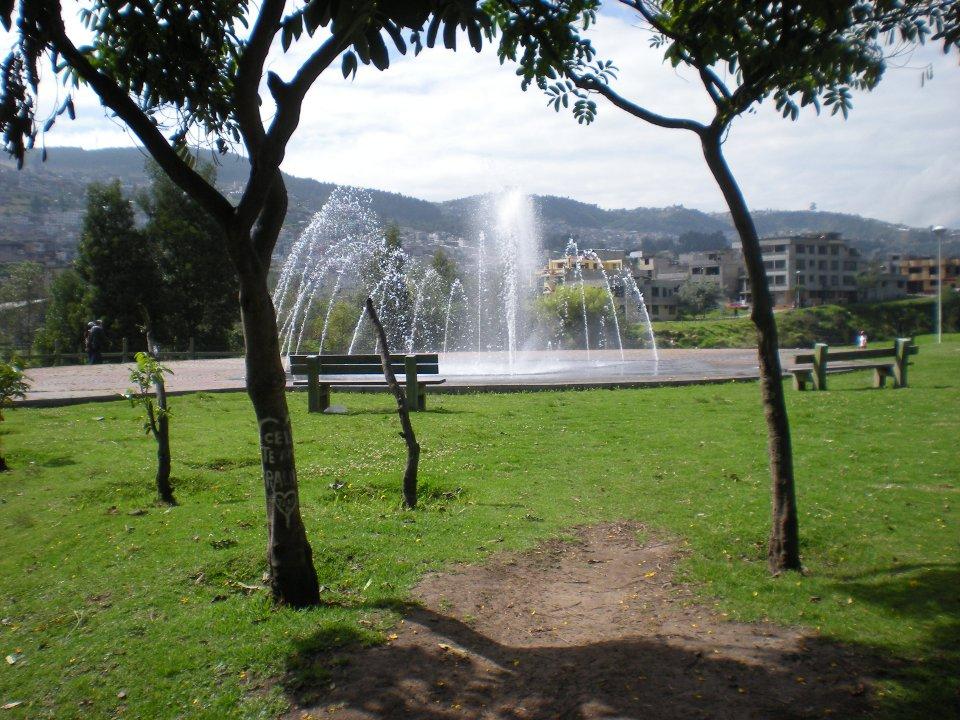 """The park """"El Retiro"""""""