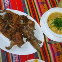 Food in Ecuador