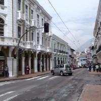 Restaureringen av Quito
