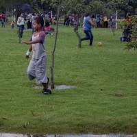 Fortsatt fotballfeber i Ecuador