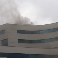 Det brenner i Guayaquil
