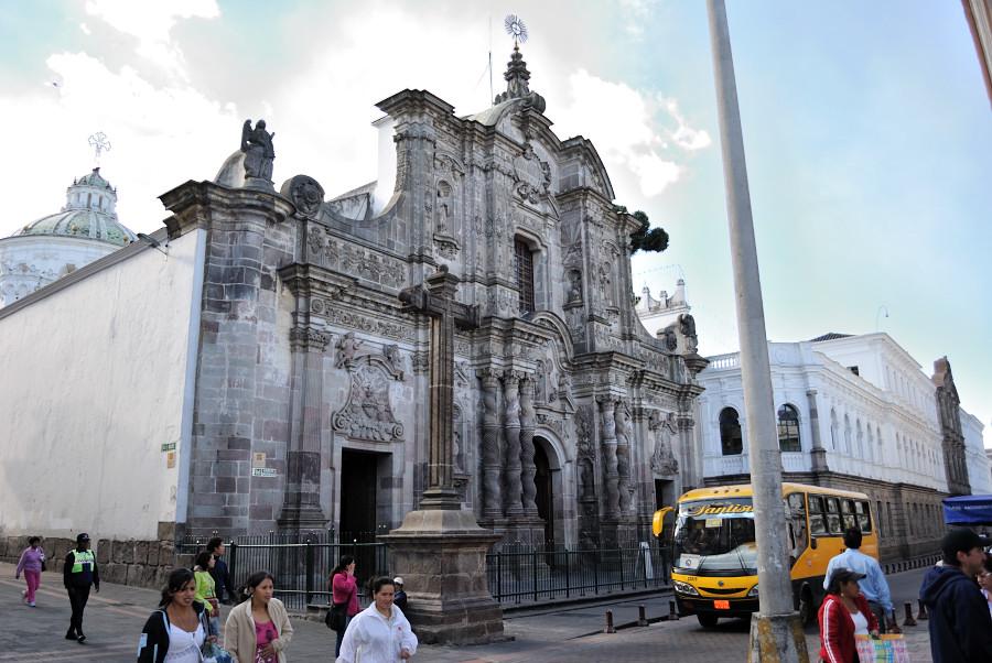 Tur til Ecuador og Galápagos – den store reisen