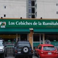 Ceviche fra Rumiñahui