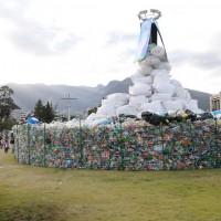 Verdensrekord i plastflasker