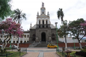 kirke cotacachi