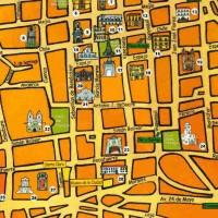 Quitos historiske sentrum