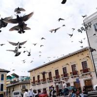 Hvordan ta bilder i det historiske Quito