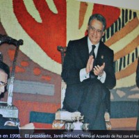 President Jamil Mahuad og bankkrisa i 1999