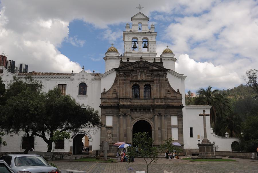 Kirken i Guapulo