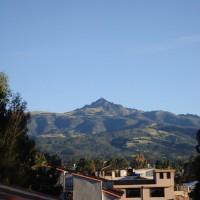 Vulkanene I Ecuador