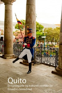 Omslag Quito-guiden