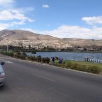 Yahuarcocha, den blodige innsjøen