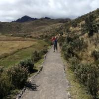 Fem fotturer i Ecuador (og et par til)