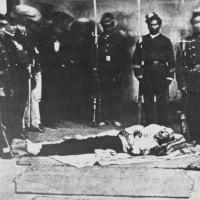 Gabriel Garcia Morenos død