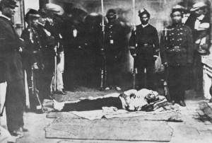 Ecuadors historie - Gabriel Garcia Morenos død
