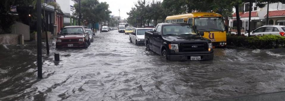 La Niña Modoki. Hvorfor det regner i Ecuador.