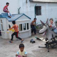 Veldedig arbeid i Ecuador