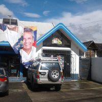 Presidenten i Ecuador heter Lenin Moreno