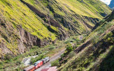 Se Ecuador fra tog