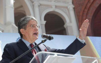 Guillermo Lasso – president i Ecuador 2021-2025