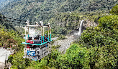 Reise til Ecuador jul-nyttår 2021